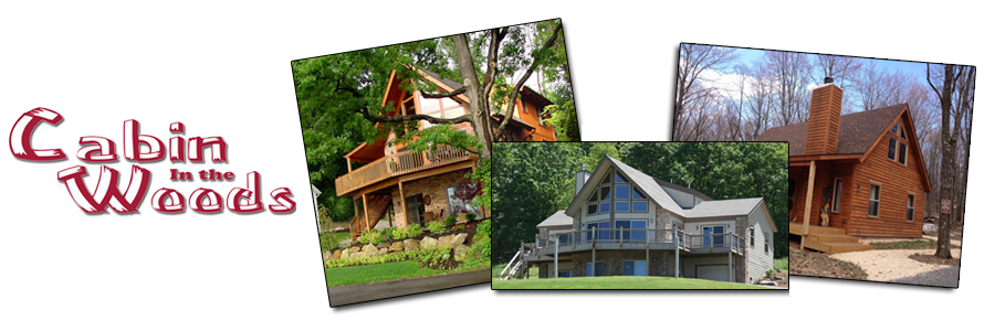 Cabins And Chalets Humberson Homes Llc